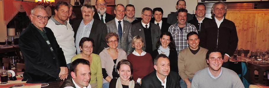 Nominierungsversammlung - 14.11.2013