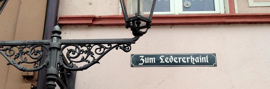 Historische Hausnamen