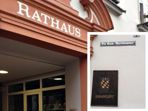 Historische Hausnamen in Wolfratshausen