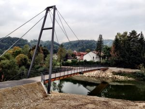 Walsersteg Wolfratshausen