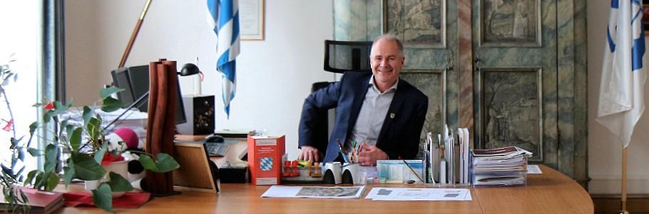 1. Bürgermeister Klaus Heilinglechner