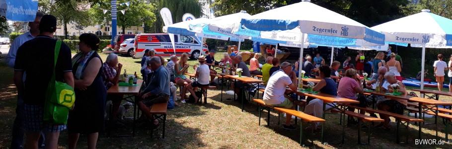 Sommerfest der BVW 2018