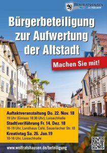 Bürgerbeteiligung in Wolfratshausen