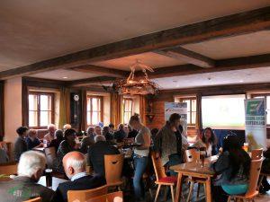 #BVWORaktiv Europa geht uns alle an - Veranstaltung der Bürgervereinigung Wolfratshausen e.V.