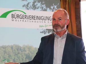 Bürgermeister Klaus Heilinglechern Wolfratshausen