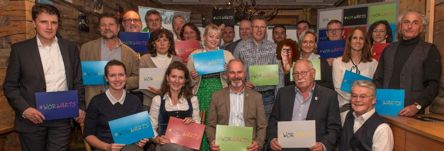 Kommunalwahl 2020 - Bürgervereinigung Wolfratshausen e.V. #worwärts